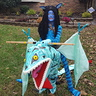 Photo #9 - Avatar Neytiri riding Banshee