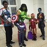 Photo #2 - Avengers!