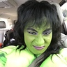 Photo #3 - Mom as Hulk