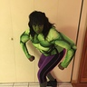 Photo #4 - Me as Hulk