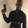Photo #1 - Avengers Nick Fury