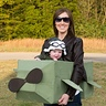 Photo #1 - Mom and Aviator Pilot Hayden