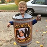 Photo #1 - Front of the root beer can