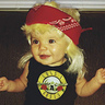 Photo #1 - Eat your heart out Axl Rose