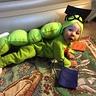 Photo #1 - Baby bookworm