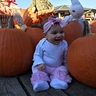 Photo #5 - Giavanna's first Halloween