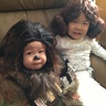 Photo #1 - Baby Chewbacca and Little Leia