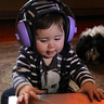 Photo #3 - DJ Baby turns up the mix.