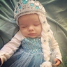 Photo #1 - Baby Elsa Frozen Queen