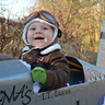 Photo #3 - Baby Fighter Pilot