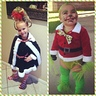Photo #3 - Vandy as Cindy Lou Who and Paxton as Baby Grinch