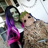 Photo #1 - Baby Groot with Gamora (Mom)