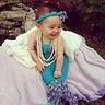 Photo #2 - Marlee the Mermaid happy as can be!