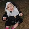 Photo #1 - Baby Nun