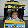 Photo #2 - Baby Pacman arcade machine