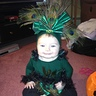 Photo #2 - Cali-Skye's First Halloween as a Baby Peacock !