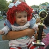 Photo #3 - 'YAY! My very first trophy!'