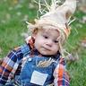 Photo #1 - Baby scarecrow