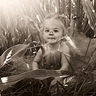 Photo #2 - Baby Scarecrow