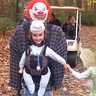 Photo #3 - trick or treating camping weekend