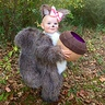 Photo #1 - Giant acorns are her favorite!