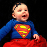 Photo #1 - Baby Super Girl