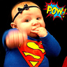 Photo #2 - Baby Super Girl