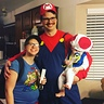 Photo #3 - With Mario and Gamer girl