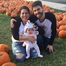 Photo #1 - Baby unicorn and double rainbow in a pumpkin patch