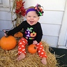 Photo #1 - Myla'a first Halloween