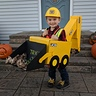 Photo #1 - Backhoe Costume