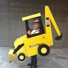 Photo #3 - Backhoe Costume 3