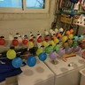 Photo #7 - the balloons after a first coat of base paint
