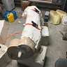 Photo #4 - Gigantic mold for the legs