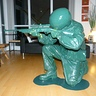 Photo #7 - Toy Army Figure Pose 1