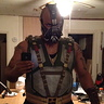 Photo #2 - finished mask and vest