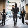 Photo #3 - Bank Robbers