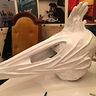 Photo #5 - Adam Maitland, primed mask