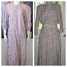 Photo #9 - Barbara's original dress (on the left), Etsy-dress on the right
