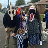 Photo #6 - Family picture trick-or-treating