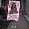 Photo #1 - Barbie in a box costume