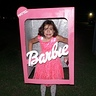 Photo #1 - Stuggling with weather conditions, but happy Barbie.