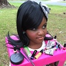 Photo #1 - Sydni The Barbie Styling Head (side view )