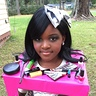 Photo #2 - Sydni The Barbie Styling Head ( front view)