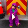 Photo #1 - Barney on the Fire Truck