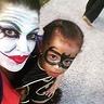 Photo #1 - Batgirl and Joker