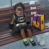 Photo #2 - Batgirl and Joker