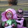 Photo #3 - Batgirl and Pansy