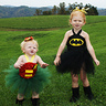 Photo #1 - Batgirl & Robin