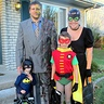 Photo #1 - Batman Family Costume